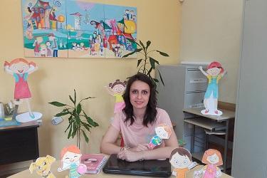 Стела Александрова, социален работник
