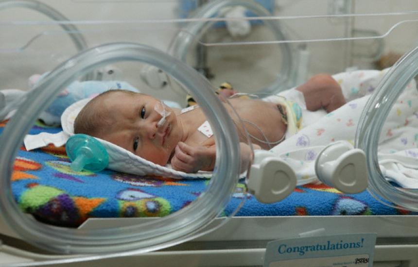 Броят на недоносените бебета расте