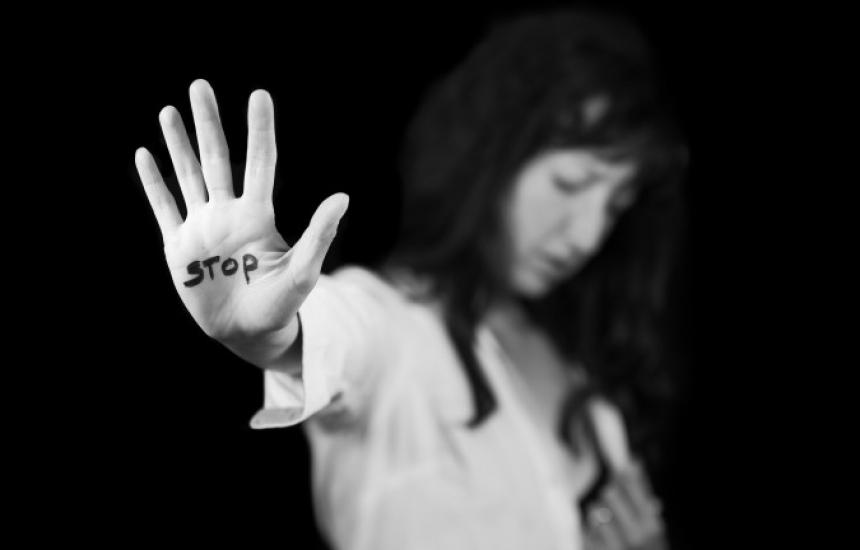 Шествие против насилието над жени