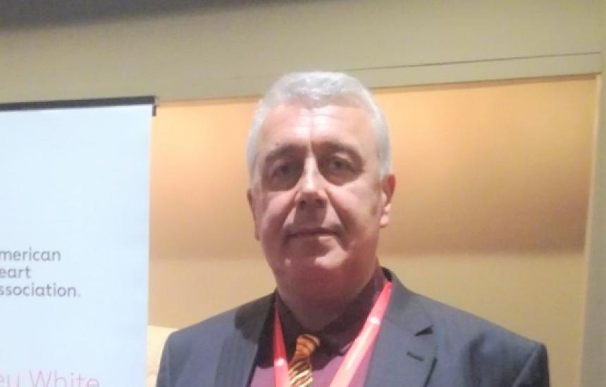 Американската сърдечна асоциация награди български лекар