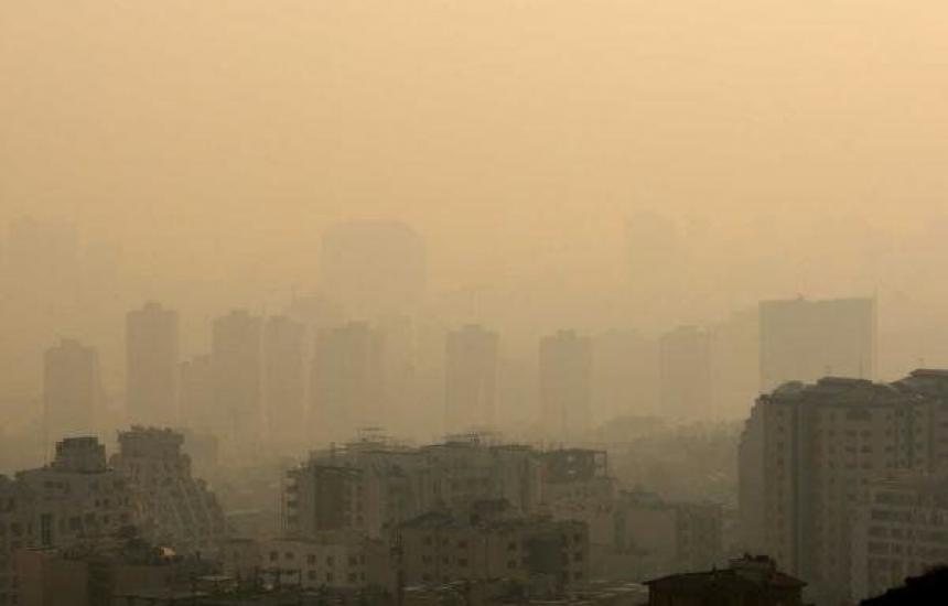 Мръсен въздух в части на София в четвъртък