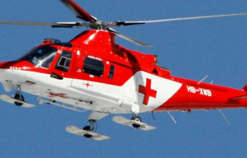 Дават 20 млн. лв. за хеликоптер за спешна помощ