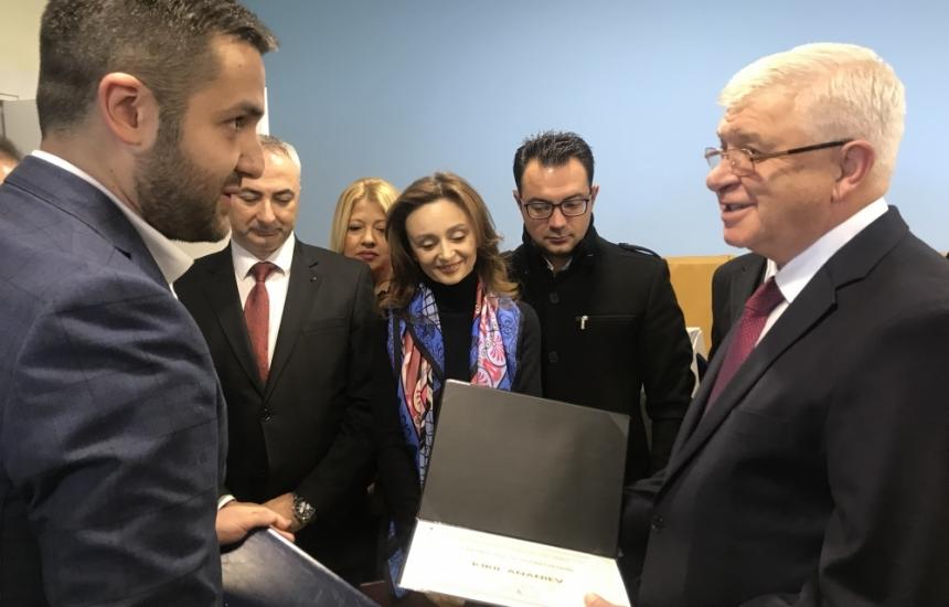Над 1 млн. лв. за 11 проекта в Македония