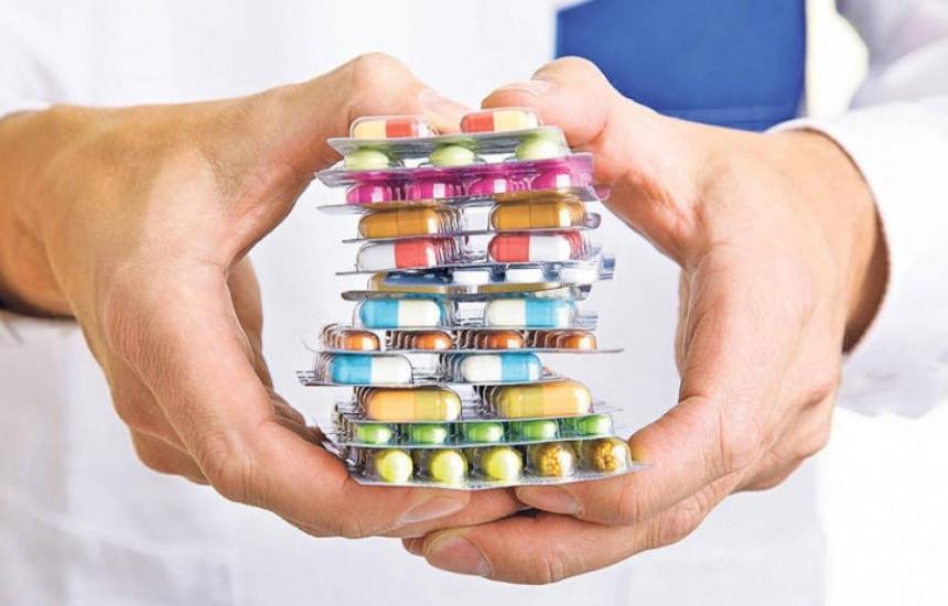 Спад в оборота за лекарства