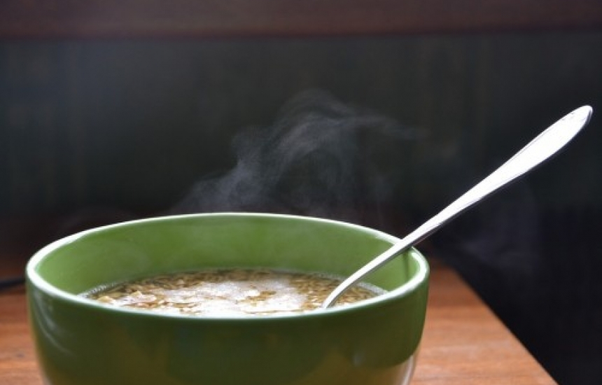 Безплатна супа в Казанлък