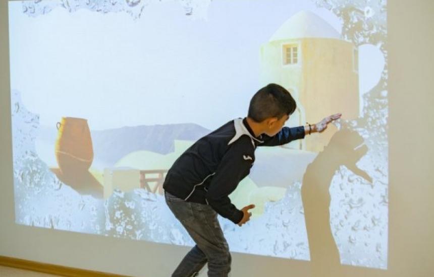 Виртуална реалност в помощ на деца с церебрална парализа