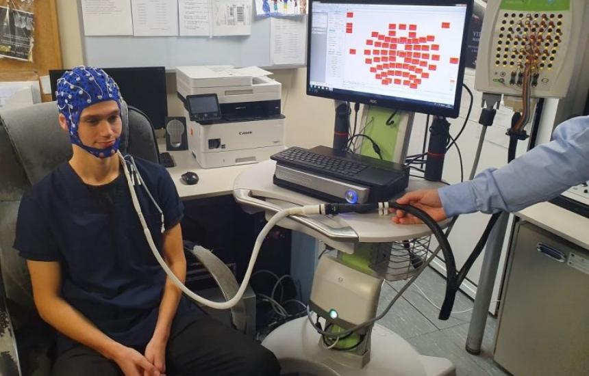 """Центърът по епилепсия в УМБАЛ """"Св. Иван Рилски в топ 4 в света"""