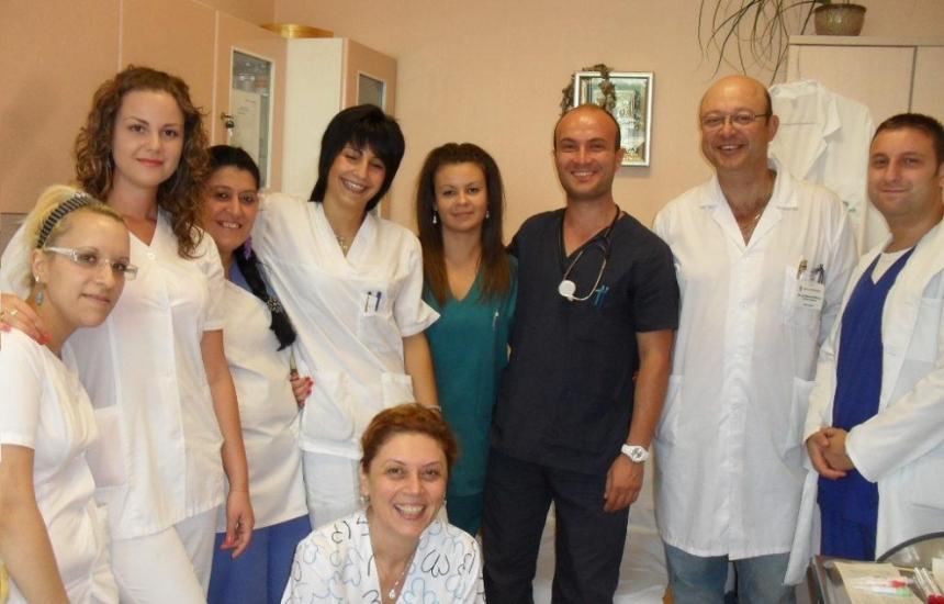 Безплатни прегледи за диабетици в болница Тракия