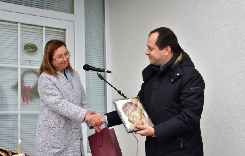 Oткриха нов център за деца във Враца