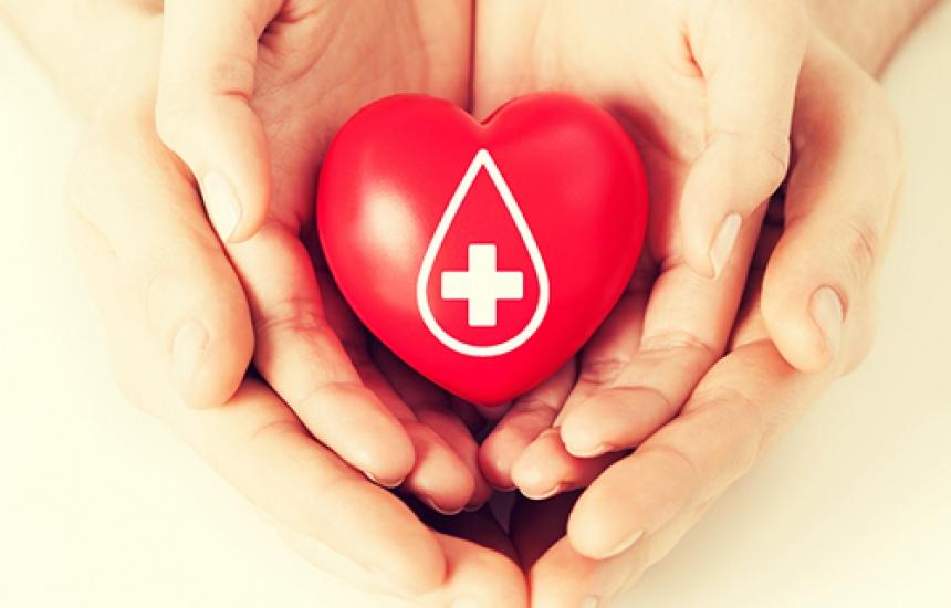 Акция по кръводаряване в словашкото посолство у нас