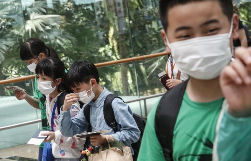 Четирима с китайския вирус в Европа
