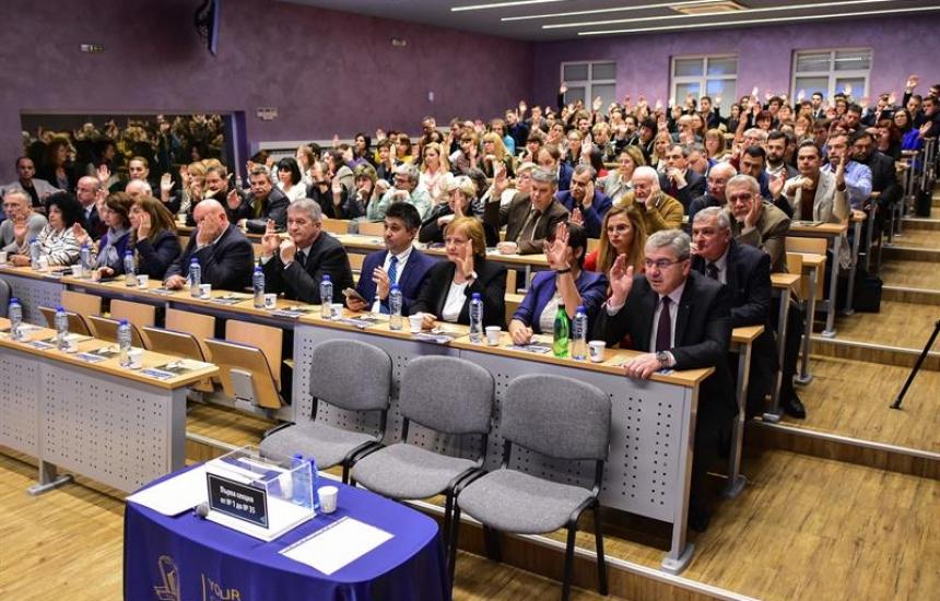 МУ- Варна избира ръководство