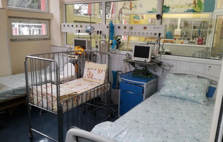 Интензивното в Педиатрията тръгва на 3 февруари