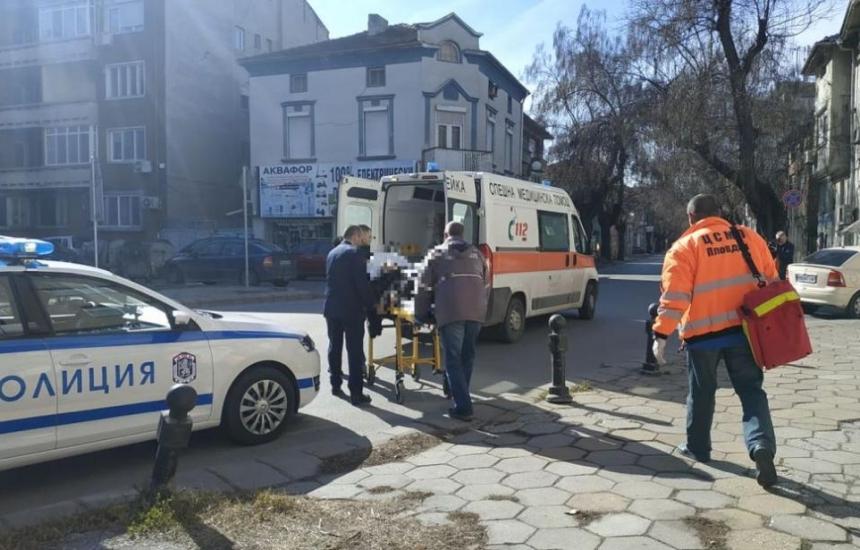 Мъж стреля в частна болница в Пловдив