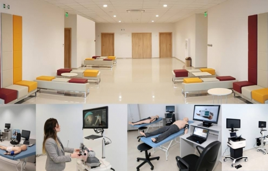 Курс по лапароскопска хирургия в МУ-Пловдив