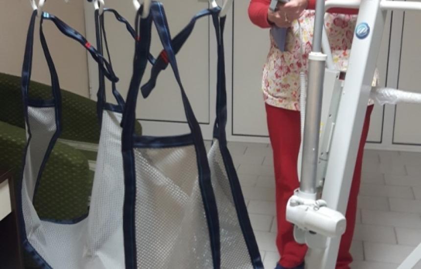 Ново оборудване в помощ на сестри и пациенти