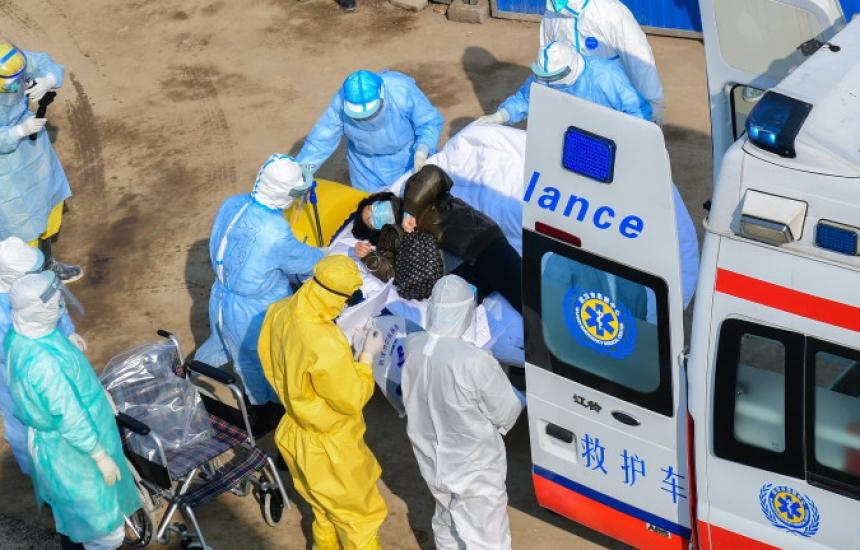 Съмненията за коронавирус в Солун отпаднаха