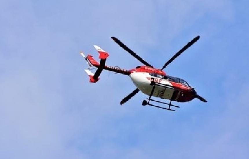 Подписка за купуване на медицински хеликоптер