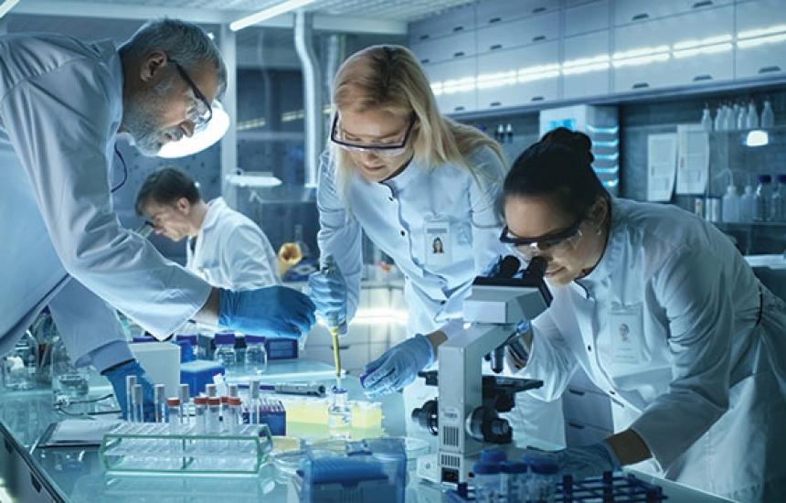 5 дни бонус отпуска в лабораториите