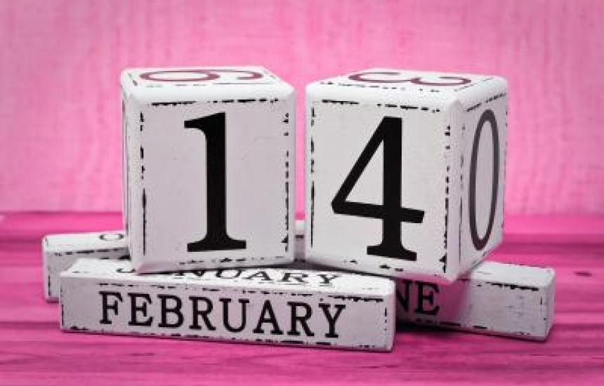 """Денят на влюбените  завърта """"Колелото на късмета"""