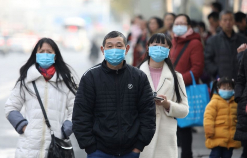 Няма повишаване на заразените извън Китай