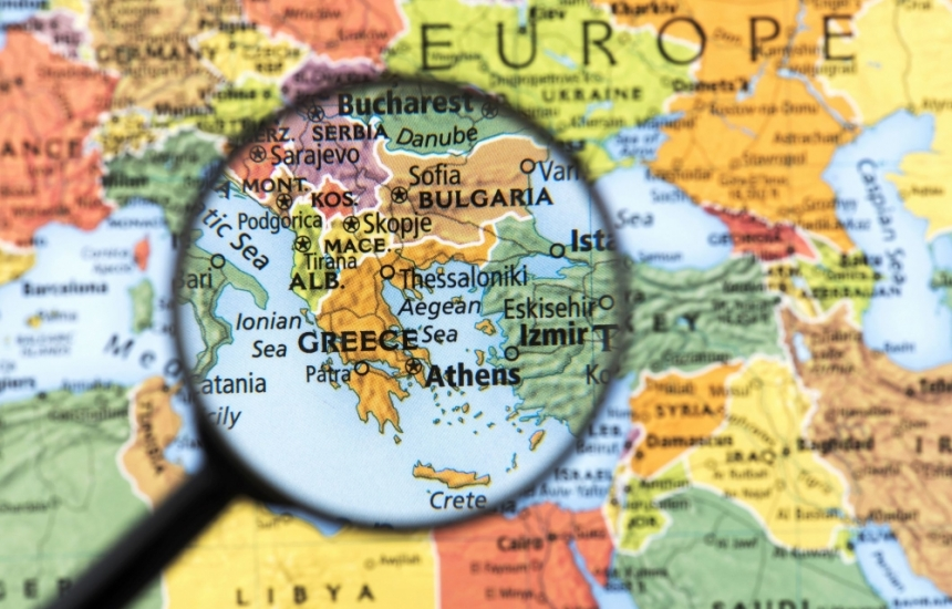 Ковид 19 е в Гърция