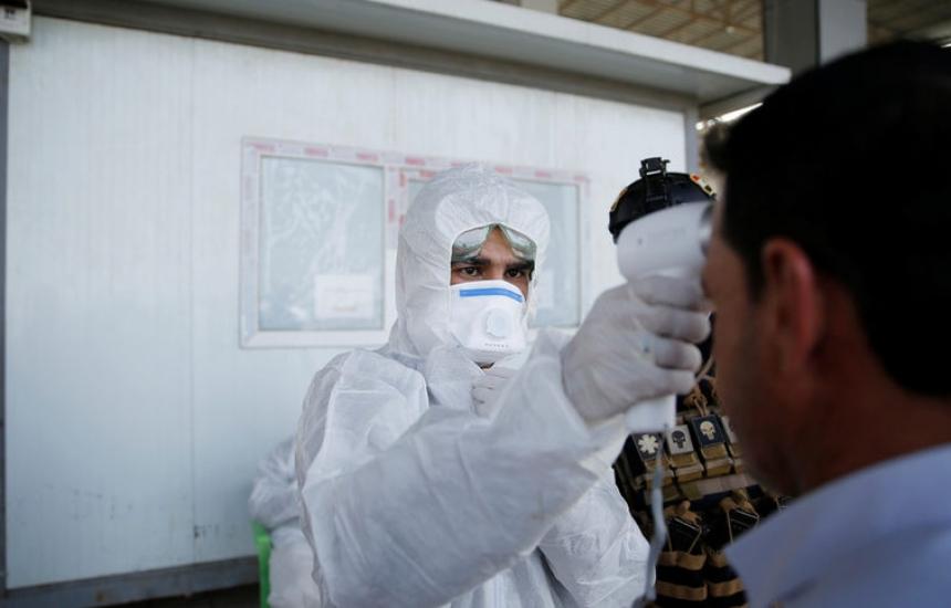 Първи случай на коронавирус в Македония
