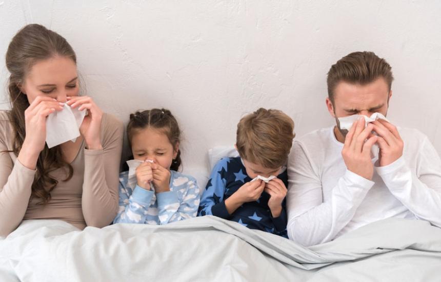 Отново грипна епидемия