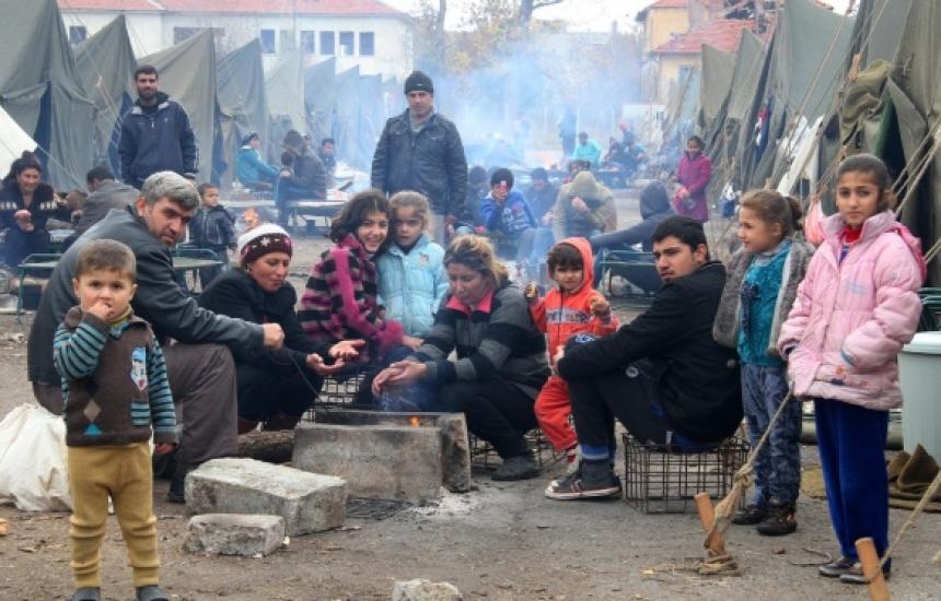 10 случая на лайшманиоза сред бежанците
