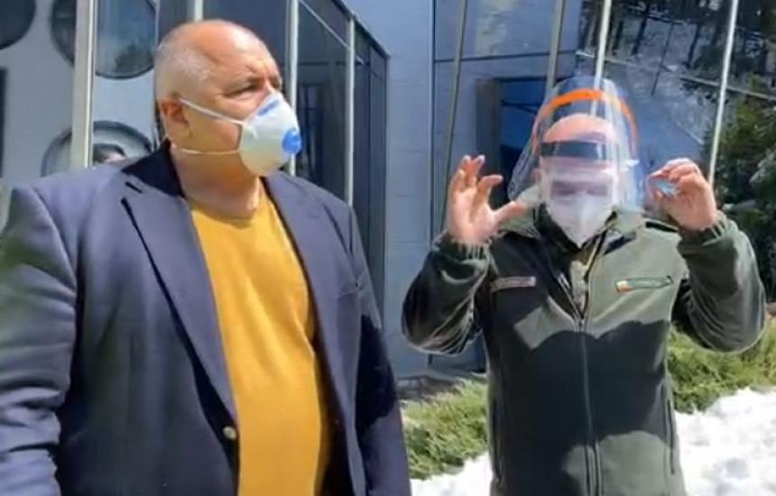 Борисов: Радев да наложи вето, ако счита мерките за нещо лошо