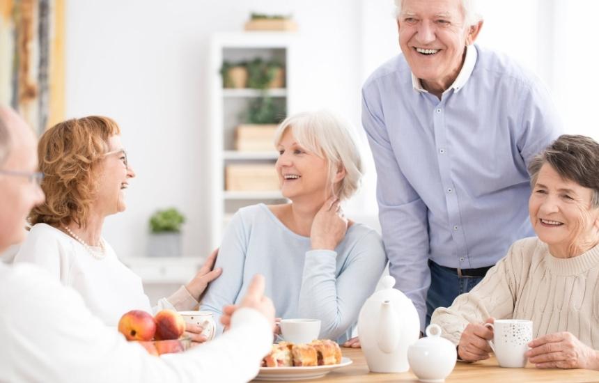 Увеличение на дела на възрастните в ЕС
