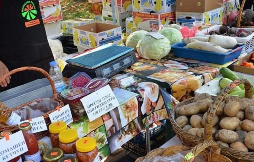 Здравният министър разреши фермерските пазари