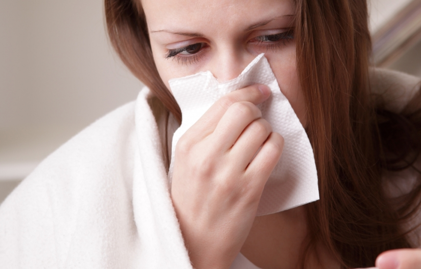 Варна в грипна епидемия