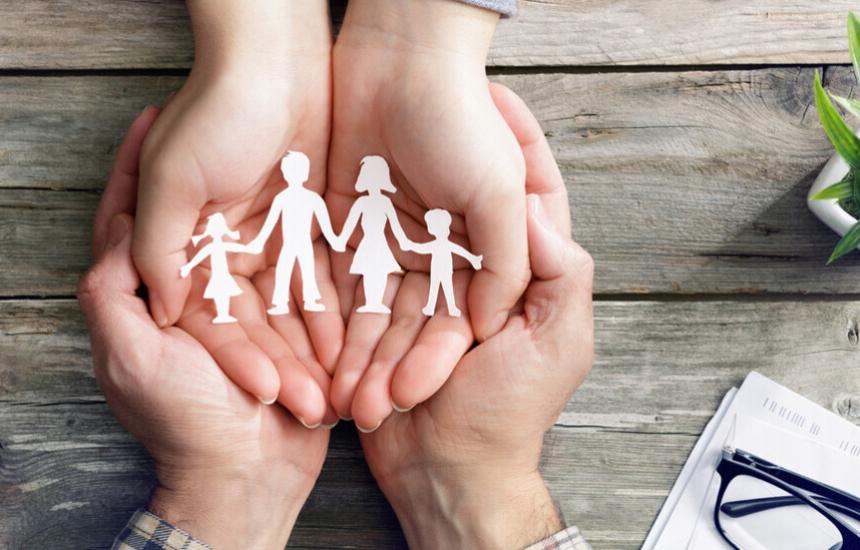 2000 семейства с еднократна помощ