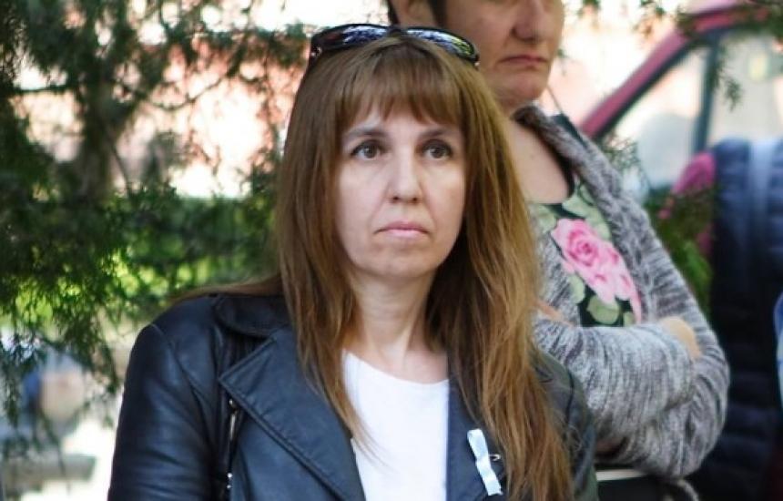 Мая Илиева-отново отстранена от работа