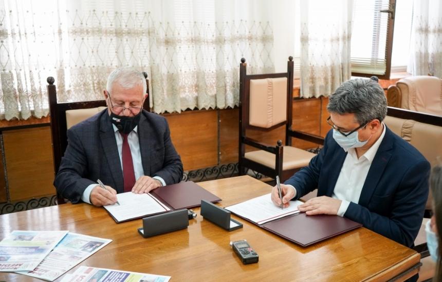 МУ-Плевен ще прави наука с Института по електроника на БАН