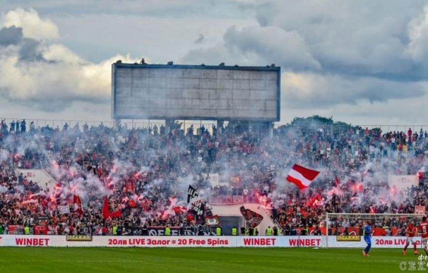 Мач в Пловдив ще е без публика