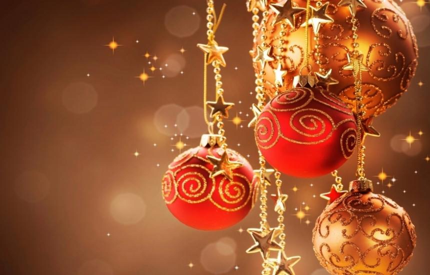 Весели и светли празници!