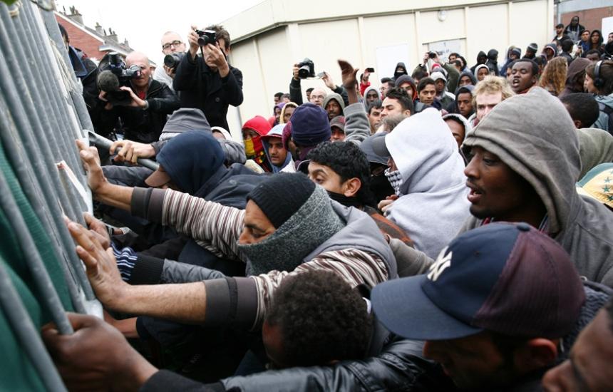 Бежанците може да внесат антракс