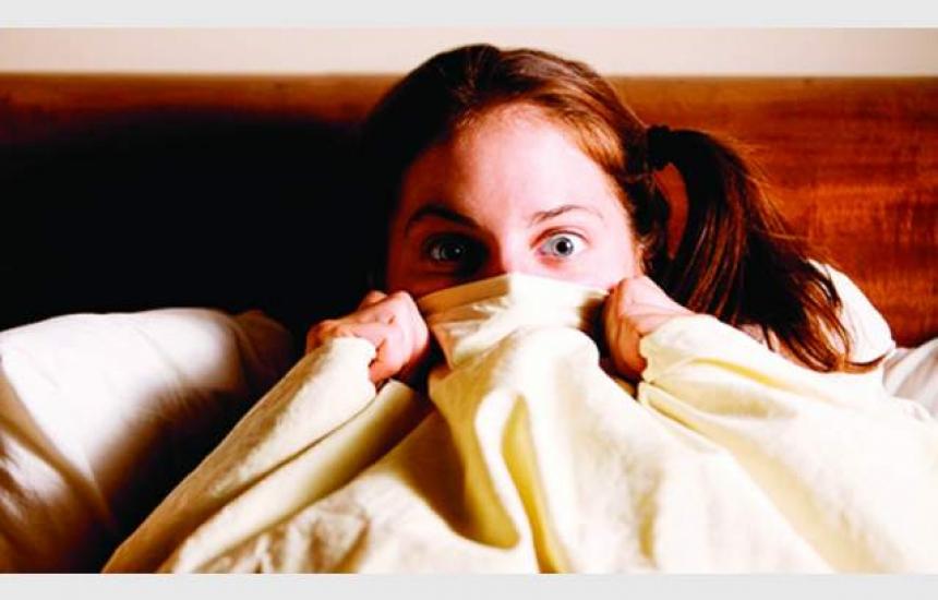 Филмите на ужасите помагат при К-19