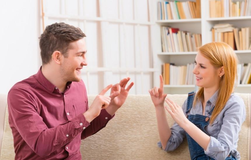 Узаконяват жестовия език