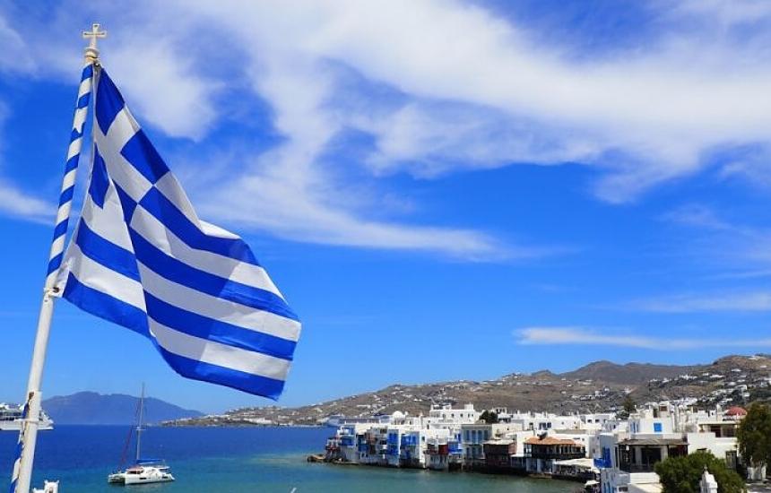 Извънредни мерки на гръцки остров