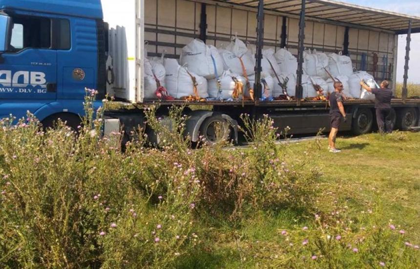 Събраха 22.8 т пестициди край Червен бряг