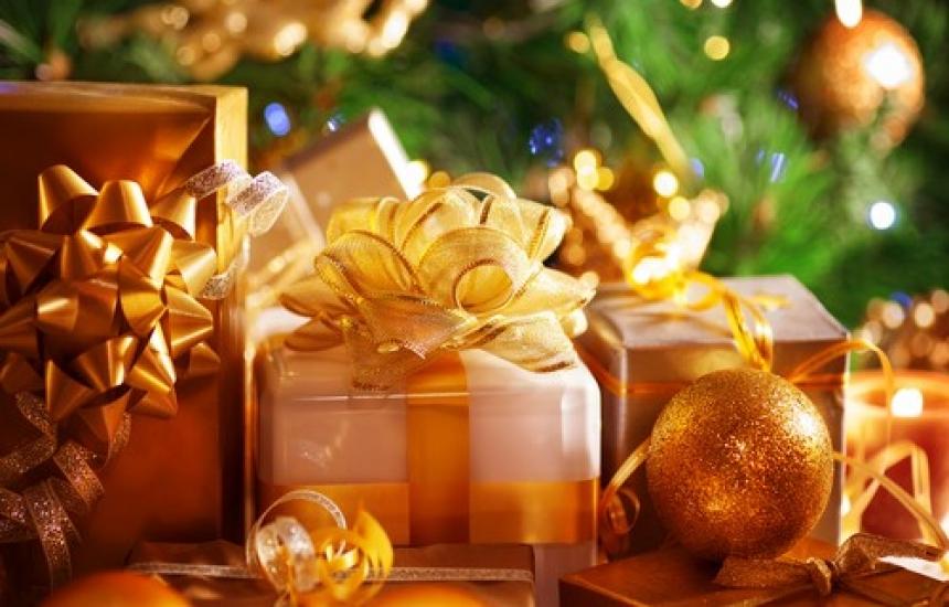 БЧК с подаръци за децата на Хитрино