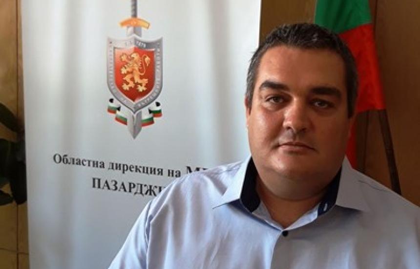 Зам.-шеф на полицията в Пазарджик почина от К-19