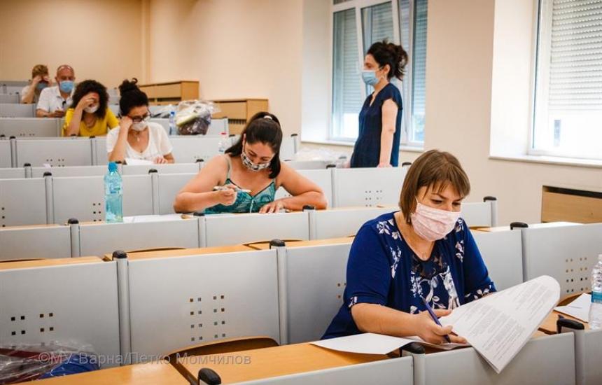 МУ-Варна с нови приемни изпити