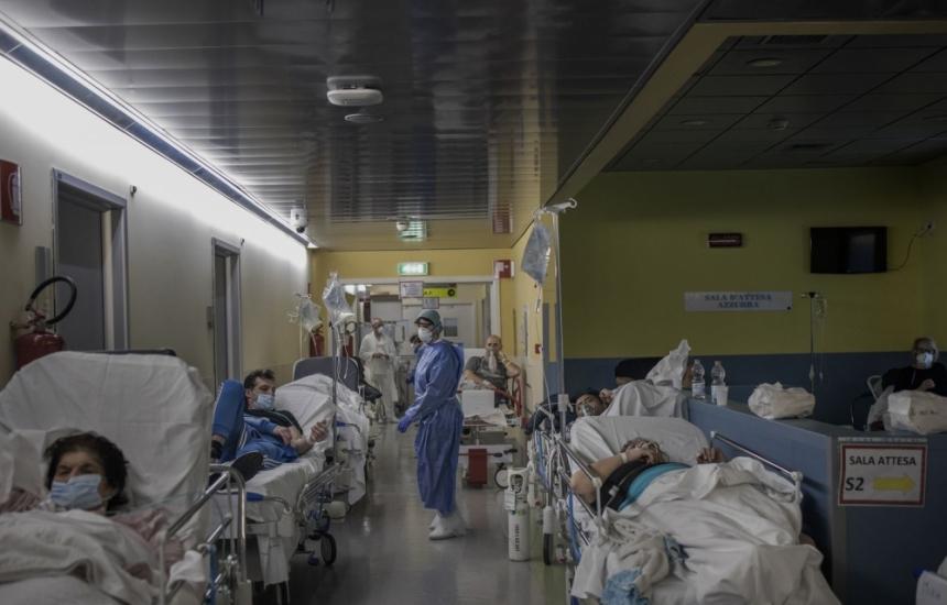 КОВИД е убил 7000 медици по света