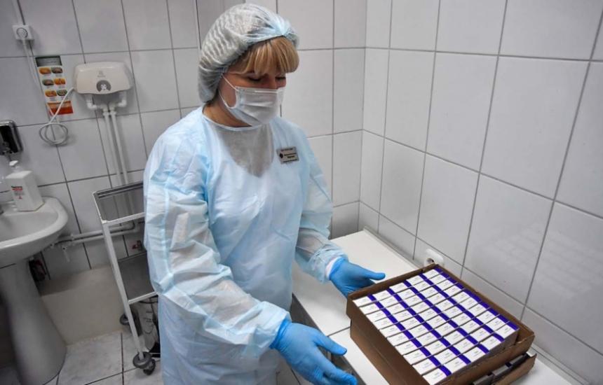 Руската ваксина за К-19 е на пазара