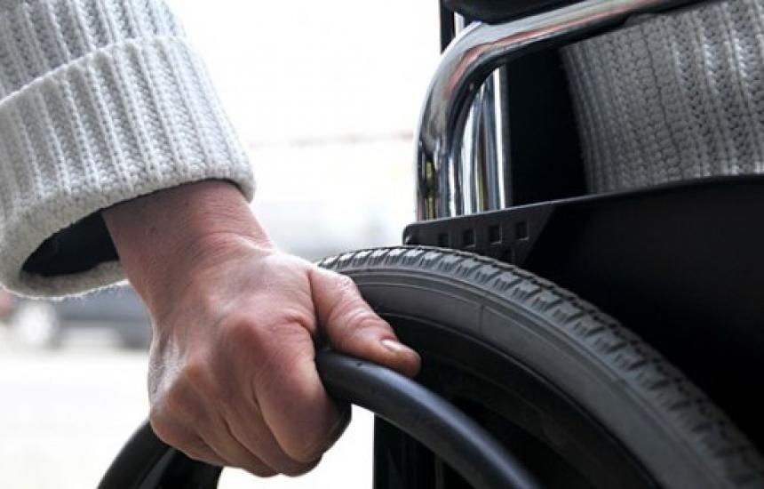 На какви помощи имат право хората с увреждания