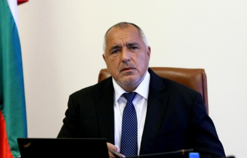 Борисов се похвали с реакцията за К-19